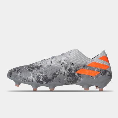 adidas Nemezis 19.1, Crampons de Football FG pour hommes