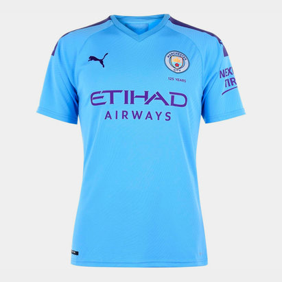 Puma Maillot de Football Domicile Manchester City 2019/2020