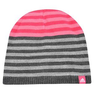 adidas Stripe Beanie Juniors