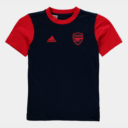adidas T-shirt Graphic pour enfants, Arsenal