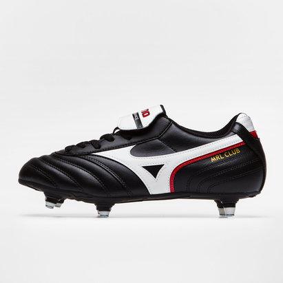 size 40 aa1f5 84cec Mizuno MRL Club SI SG 6 Crampons - Chaussures de Foot