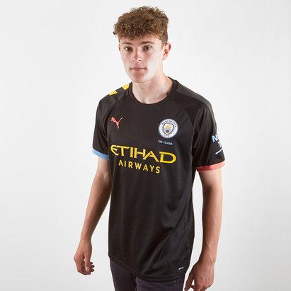 Puma Maillot de Football Manchester City extérieur 2019/2020 pour enfants