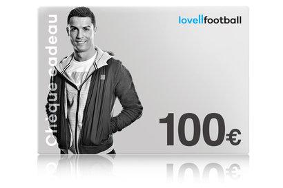 Lovell Soccer Lovell Football 100€ - Chèque Cadeau Virtuel