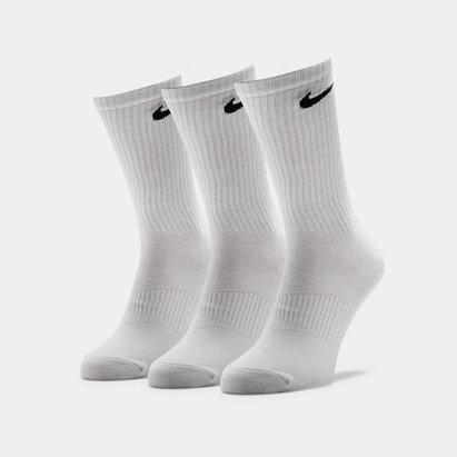 Nike Chaussettes Légères Coton - Lot de 3 Paires