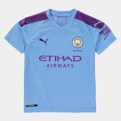 Puma Maillot de Football Manchester City domicile 2019/2020 pour enfants