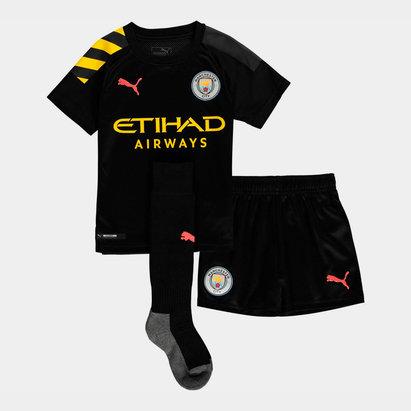 Puma Mini Kit Manchester City extérieur 2019/2020
