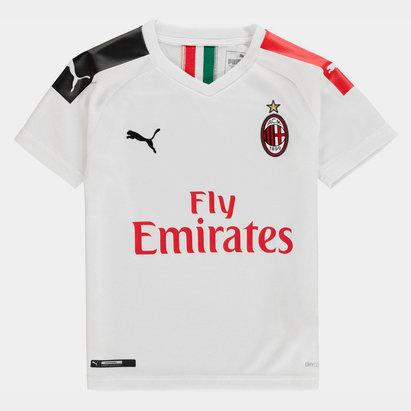 Puma Maillot extérieur pour enfants, AC Milan 2019/2020