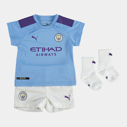 Puma Kit pour bébé, Manchester City domicile 2019/2020