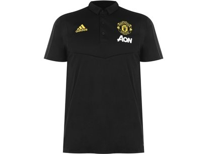 adidas Polo Manchester United 2019/2020 pour hommes