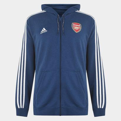 adidas Vest à capuche et Zip Arsenal