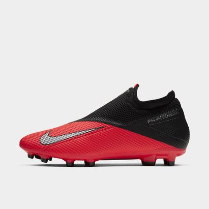 Nike Phantom Vision Academy DF FG, Crampons de Football pour hommes