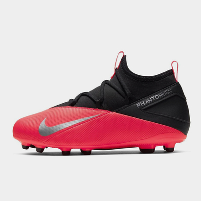 Nike Phantom Vision Club DF FG, Crampons de Football pour enfants