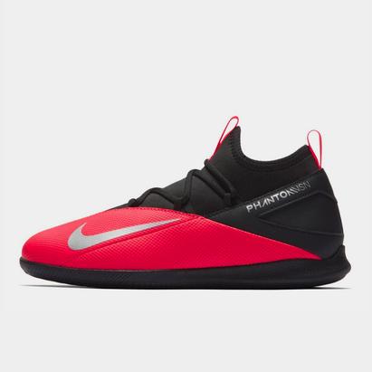 Nike Phantom Vision Club DF, Chaussures de Futsal pour enfants