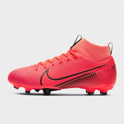 Nike Mercurial Superfly Academy DF FG, Crampons de Football pour enfant