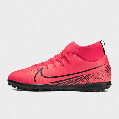 Nike Mercurial Superfly Club DF, Baskets Terrain synthétique pour enfants