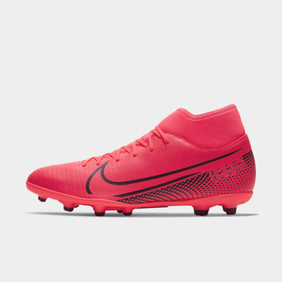 Nike Mercurial Superfly Club DF FG, Crampons de Football pour homme