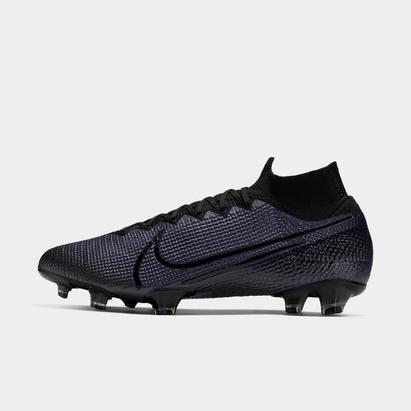 Nike Mercurial Superfly Elite DF FG, Crampons de Football pour hommes