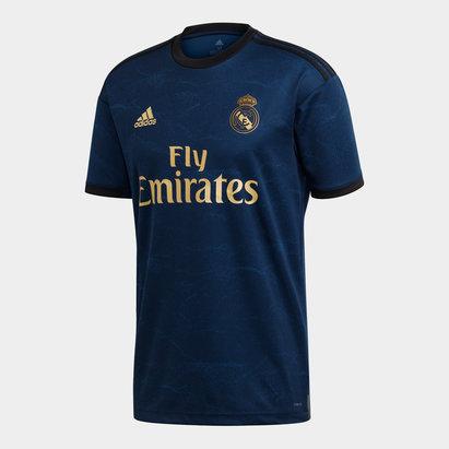 adidas Maillot Real Madrid extérieur 2019/2020 pour enfants