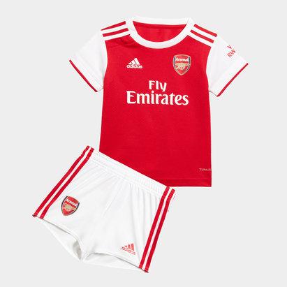 adidas Ensemble short et maillot pour bébé, Arsenal 2019/2020