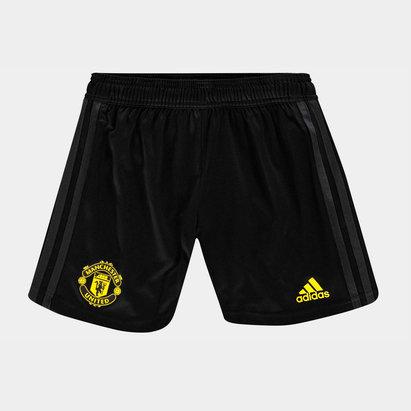 adidas Short d'entraînement pour enfants, Manchester United 2019/2020