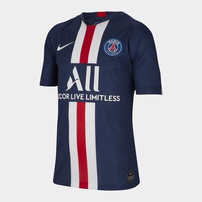 Nike Maillot pour enfant du Paris Saint Germain 2019/2020 domicile