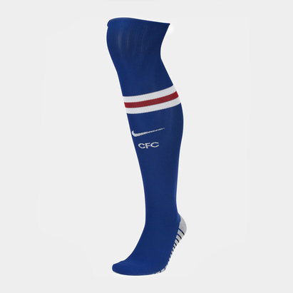 Nike Chaussettes de Football pour enfants, Chelsea 2019/2020