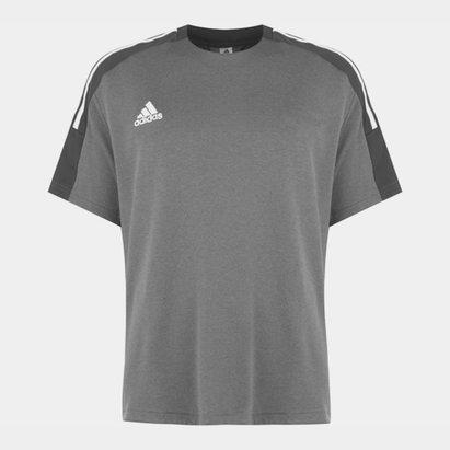 adidas adidas Sereno Pro, T-shirt pour hommes en gris