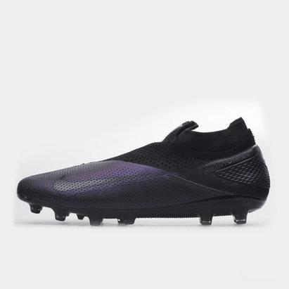Nike Phantom Vision Elite DF AG, Crampons de Football pour hommes