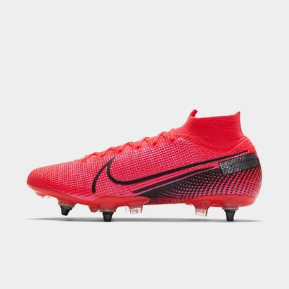 Nike Mercurial Superfly Elite DF, Crampons de Football pour hommes, SG
