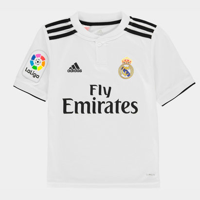 adidas Maillot Real Madrid domicile 2018/2019 pour enfants