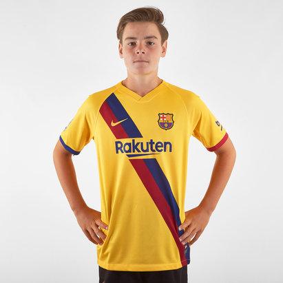 Nike Maillot de football FC Barcelone 2019/2020 extérieur pour enfants