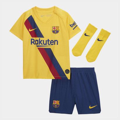 Nike Kit pour bébé FC Barcelone extérieur 2019/2020