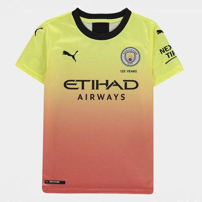 Puma Troisième maillot pour enfants, Manchester City 2019/2020