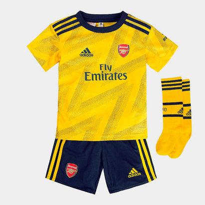 adidas Ensemble short chaussettes et maillot pour enfants, Arsenal 2019/2020