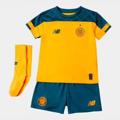 New Balance Kit de Football pour enfants, Celtic extérieur 2019/2020