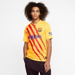 Nike Maillot de Football Senyera FC Barcelone 2019/2020
