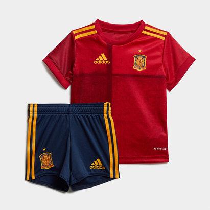 adidas Kit de Football pour bébé, Espagne domicile 20120