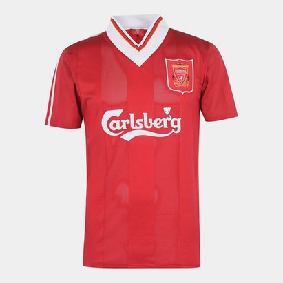 Team Liverpool 1995/1996, Maillot de Rugby domicile