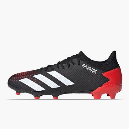adidas Predator 20.3 FG, Crampons de Foot FG pour homme