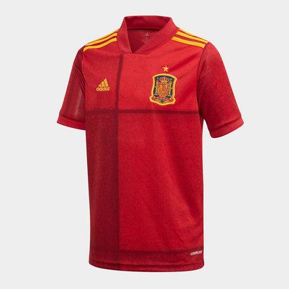 adidas Maillot de football enfants Réplique, Espagne domicile 2020