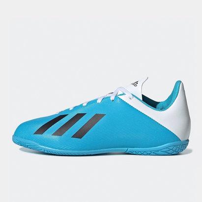 adidas X 19.4, Chaussures de Futsal pour enfants