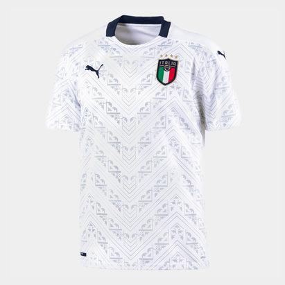 Puma Maillot de football Réplique pour enfants, Italie 2020 extérieur
