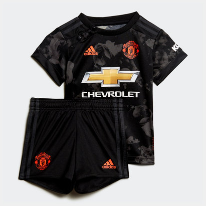 adidas Kit de football third pour bébé Manchester United 2019/2020