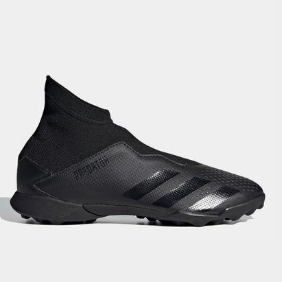 adidas Predator 20.3, Chaussures de Foot sans lacets Terrain synthétique pour enfants