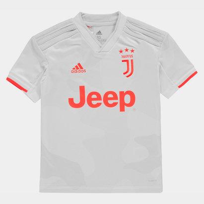 adidas Maillot Juventus extérieur 2019/2020, pour enfants