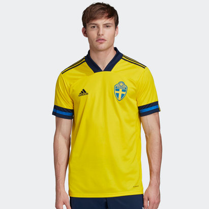 adidas Réplique de football, Suède domicile 2020