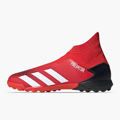 adidas Predator 20.3 Chaussure de Football sans lacet pour terrain synthétique