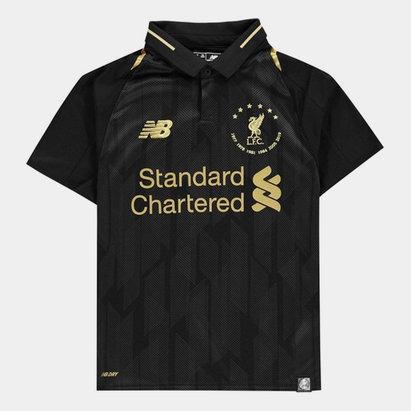 New Balance Maillot de football Liverpool 6 Fois Champions pour enfants