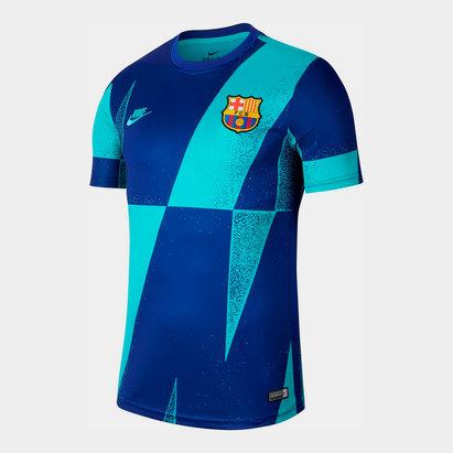Nike Maillot Pre Match du FC Barcelone 2019/2020
