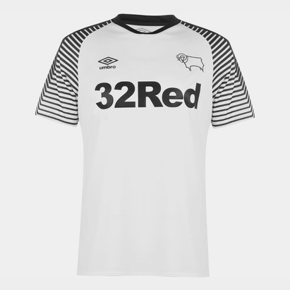 Umbro Maillot domicile Derby County 2019/2020